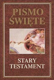 Pismo Święte. Tom 1-4. Biblia Poznańska