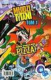 Młodzi Tytani - 1 - Prawda, sprawiedliwość, pizza! (Komiksy dla dzieci DC #1)
