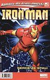 Iron Man - 1 - Serce ze stali (Komiksy dla dzieci Marvel #2)