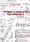 Ryszard Nazarewicz. Komintern a lewica polska wybrane problemy.