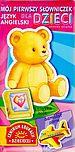 Język Angielski dla Dzieci. Mój Pierwszy Słowniczek. Różowa książka