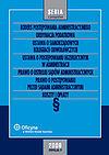 Kodeks postępowania administracyjnego. Ordynacja podatkowa. Ustawa o samorządowych kolegiach odwoławczych.