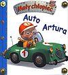 Emilie Beaumont, Nathalie Belineau. Auto Artura. Mały chłopiec.