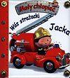 Emilie Beaumont, Nathalie Belineau. Wóz strażacki Jacka. Mały chłopiec.