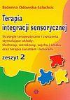 Bożenna Odowska-Szlachcic. Terapia integracji sensorycznej zeszyt 2.