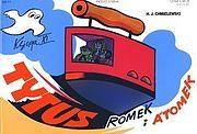 Tytus, Romek i A'Tomek. Księga XI