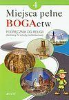 Krzysztof Mielnicki i inni. Miejsca pełne BOGActw 4 podręcznik.