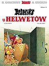 Asteriks - 16 - Asteriks u Helwetów (wyd. IV).