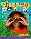 Jayne Wildman. Discover English 3 książka ucznia.