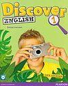 Kate Wakeman. Discover English 1 zeszyt ćwiczeń.
