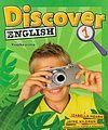 Izabella Hearn, Jayne Wildman. Discover English 1 książka ucznia.
