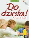 Krystyna Onak, Jadwiga Lukas. Do dzieła 4-6 Podręcznik do plastyki.