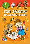 100 zabaw dla dzieci 3-letnich.