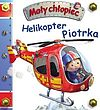 Emilie Beaumont, Nathalie Belineau. Helikopter Piotrka.
