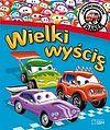 Elżbieta Wójcik. Wielki wyścig Samochodzik Franek.