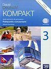 Jolanta Kamińska. Das ist Deutsch Kompakt 3 Podręcznik z ćwiczeniami.