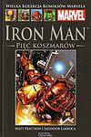 Wielka Kolekcja Komiksów Marvela - 18 - Iron Man: Pięć Koszmarów