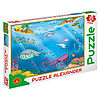 Ocean - Puzzle maxi 35 elementów.