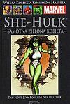 Wielka Kolekcja Komiksów Marvela - 34 - She-Hulk: Samotna Zielona Kobieta