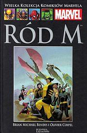 Wielka Kolekcja Komiksów Marvela - 35 - Ród M