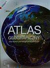 Atlas geograficzny dla szkół ponadgimnazjalnych.