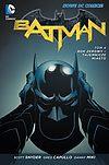 Batman - 4 - Rok zerowy - Tajemnicze miasto.