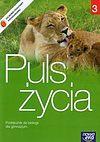 Beata Sągin, Andrz Boczarowski. Puls życia 3 Podręcznik.