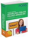 Słownik szkolny angielsko-polski, polsko-angielski.