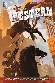 All Star Western - 2 - Wojna Lordów i Sów