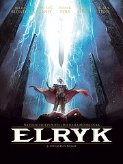 Elryk - 2 - Zwiastun Burzy