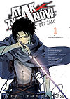 Atak Tytanów (Shingeki no Kyojin) - Bez żalu #1: Levi - Narodziny.