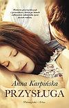 Anna Karpińska. Przysługa.