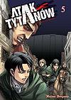 Atak Tytanów (Shingeki no Kyojin) - 5.