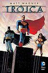 Trójca - Superman, Batman, Wonder Woman.
