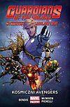 Guardians of the Galaxy (Strażnicy Galaktyki) - 1 - Kosmiczni Avengers.
