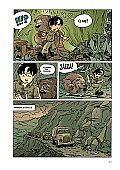 Wojenna odyseja Antka Srebrnego - Tomy 1-4