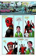 Deadpool - 1 - Martwi prezydenci