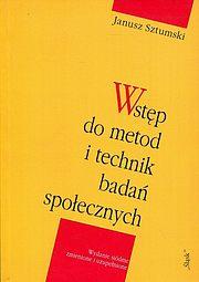 Wstęp do metod i technik badań społecznych
