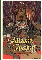 Saga o Atlasie i Axisie - 3