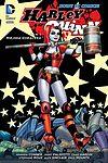 Harley Quinn - 1 - Miejska gorączka.