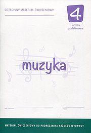 Muzyka 4 Dotacyjny materiał ćwiczeniowy