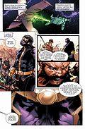 Thanos - Thanos powstaje