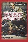 160 kartek z dziennika żołnierza