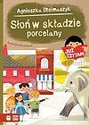 Agnieszka Stelmaszyk. Słoń w składzie porcelany.