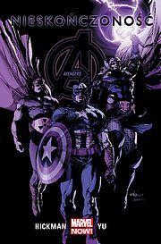 Avengers - 4 - Nieskończoność