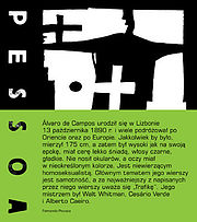 Poezje zebrane Alvaro de Campos