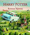 Harry Potter #2 - Harry Potter i Komnata Tajemnic (wyd. ilustrowane)