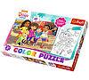 Dora i przyjaciele - Puzzle 40 el.