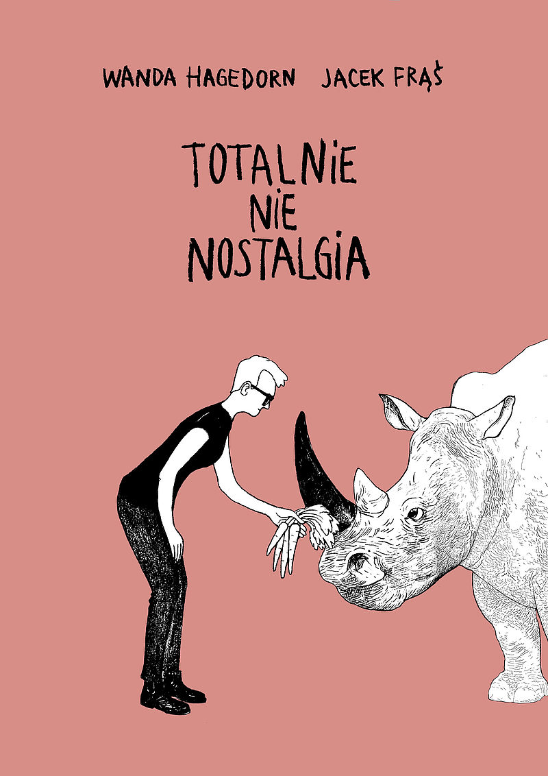 a4331c0ae0eb2 Totalnie nie nostalgia. Memuar. - Gildia.pl - księgarnia internetowa ...