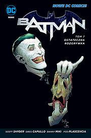 Batman - 7 - Ostateczna rozgrywka